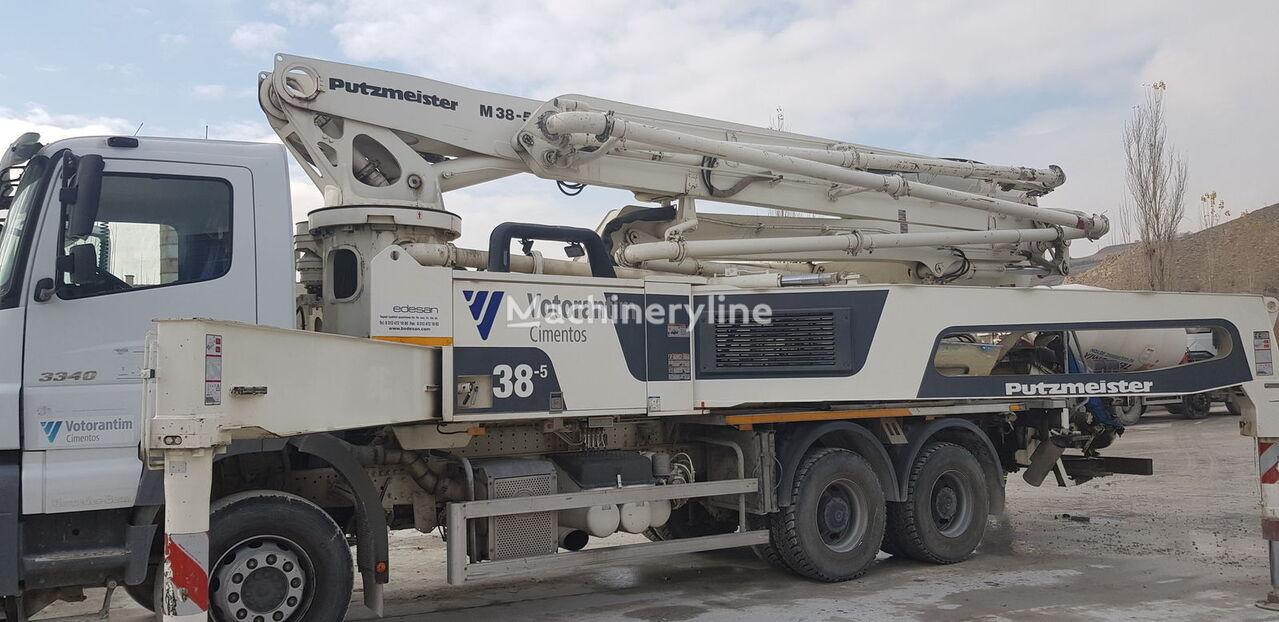 PUTZMEISTER BSF 38-5 beton pompası