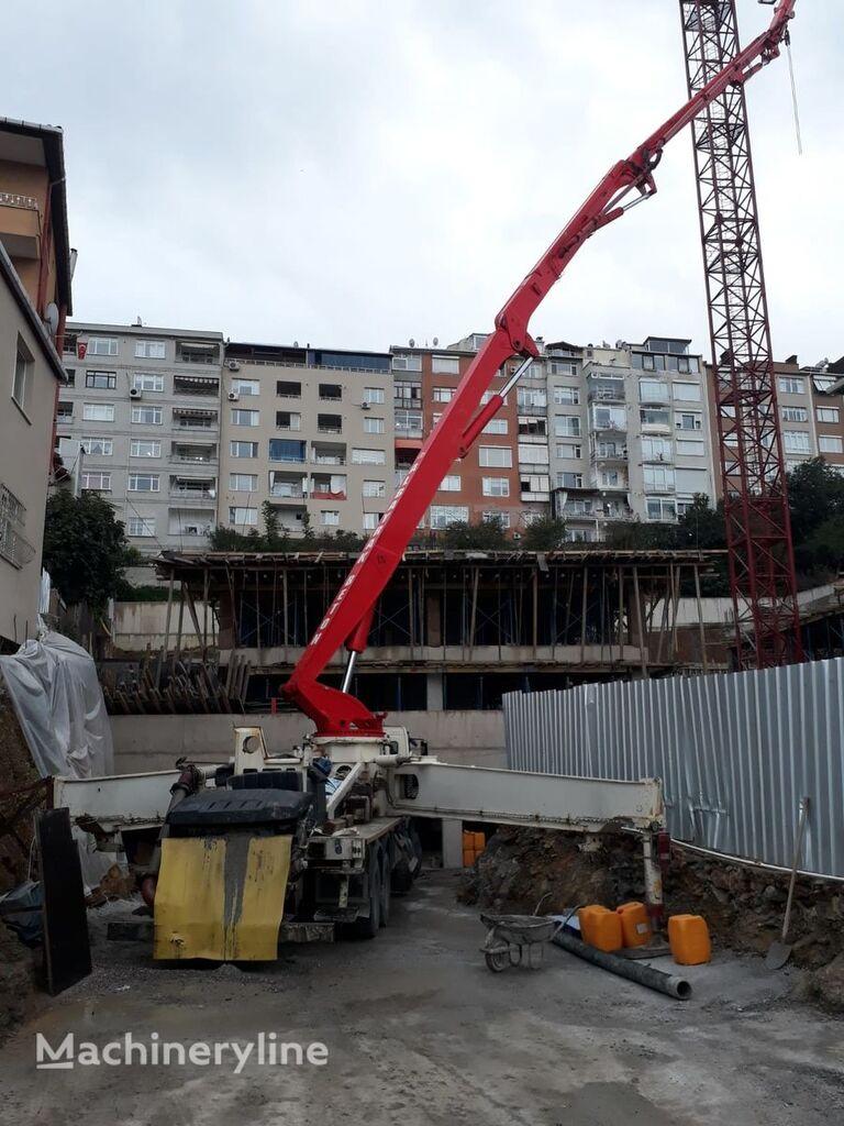 PUTZMEISTER M 56 2015 years beton pompası