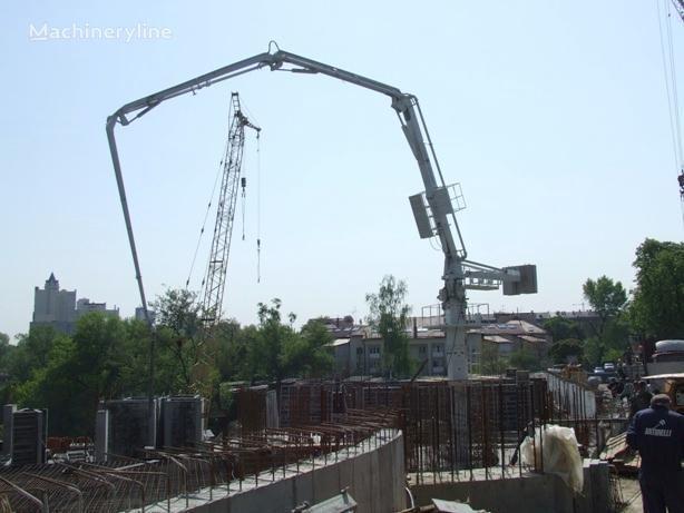 yeni BETONORASPREDELITELNAYa STRELA (ITALIYa) beton pompası