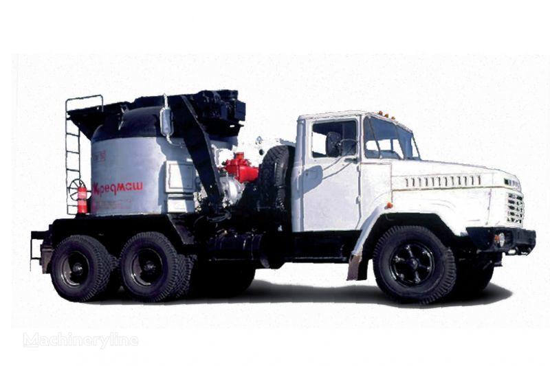 KRAZ 65055 KDM 1502 Kotel dlya litogo asfalta  diğer
