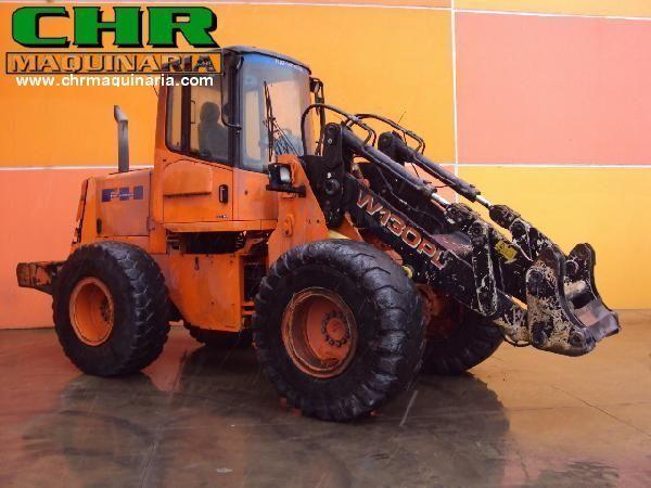FIAT-HITACHI W130PL ekskavatör