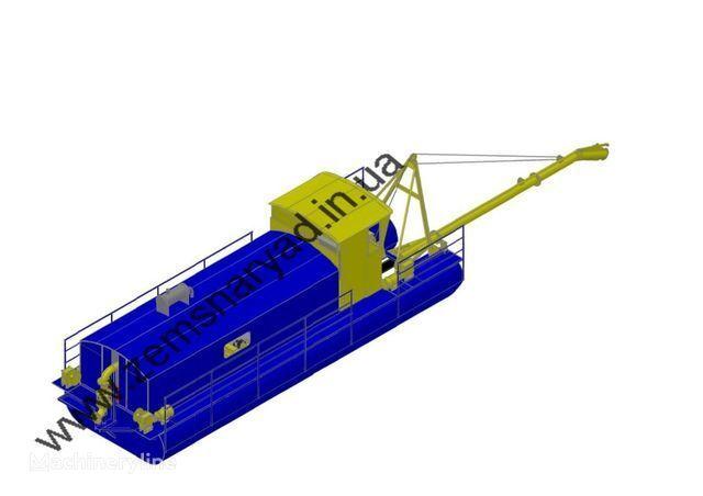 yeni NSS 1600/25-1 zemsnaryad emiş ekskavatör