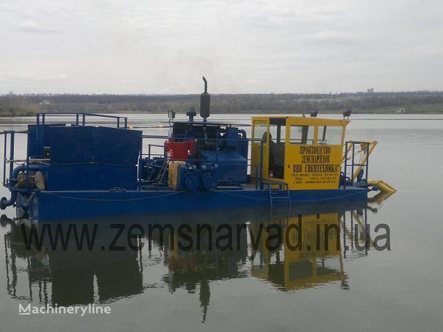 yeni NSS 160/30-GR Zemsnaryad mini + emiş ekskavatör