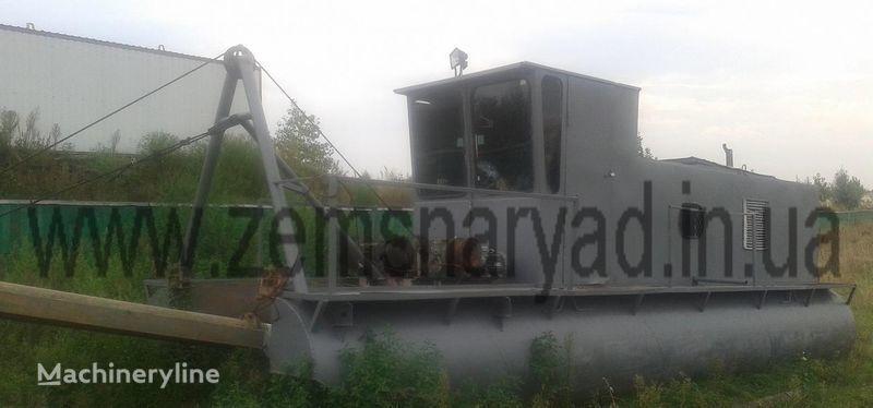 NSS 300/30 emiş ekskavatör