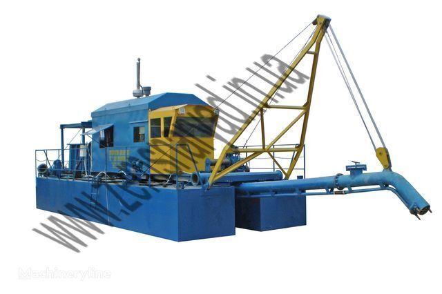 yeni NSS 3500/70-GR zemsnaryad  emiş ekskavatör