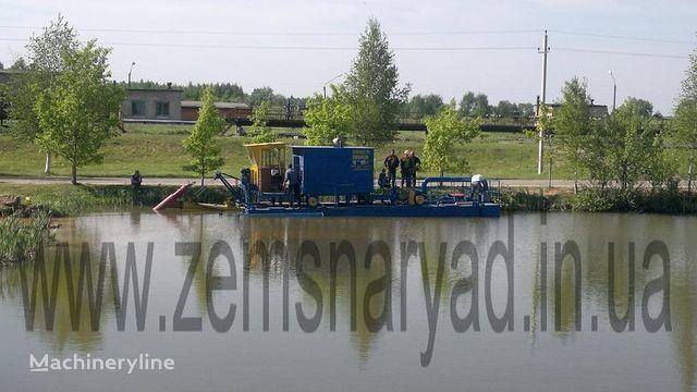 yeni NSS Zemsnaryad 800/40-F emiş ekskavatör