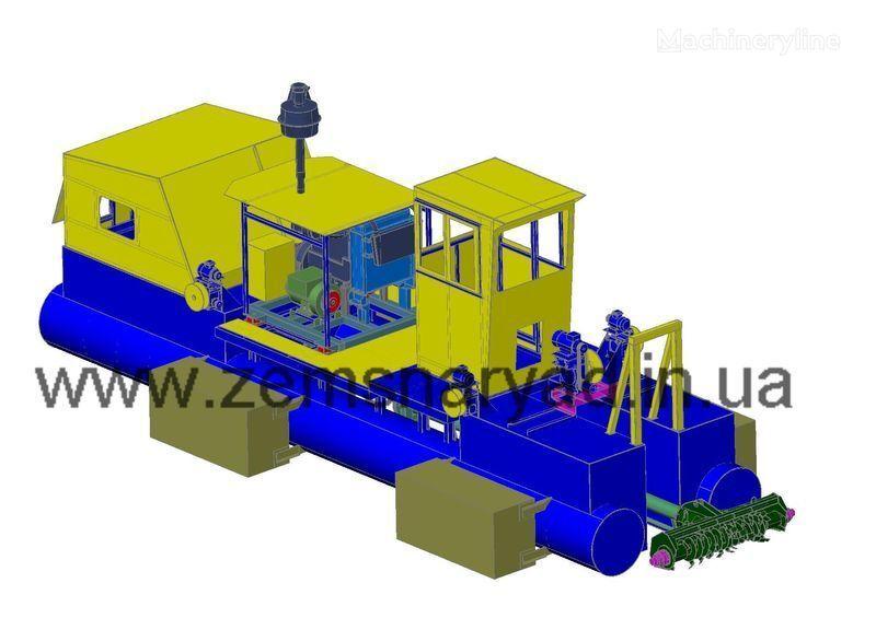 yeni NSS Zemsnaryad NSS 240/30-F emiş ekskavatör