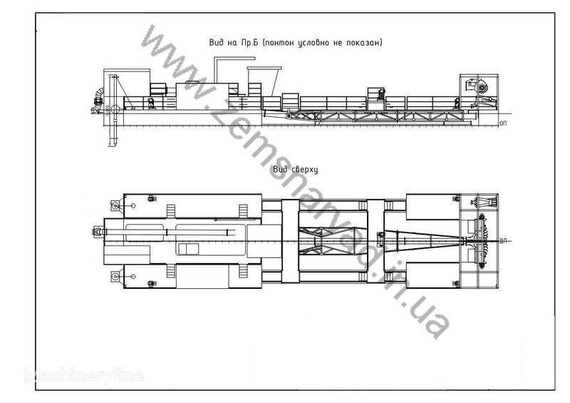 NSS Zemsnaryad NSS 6000/60 K GR emiş ekskavatör