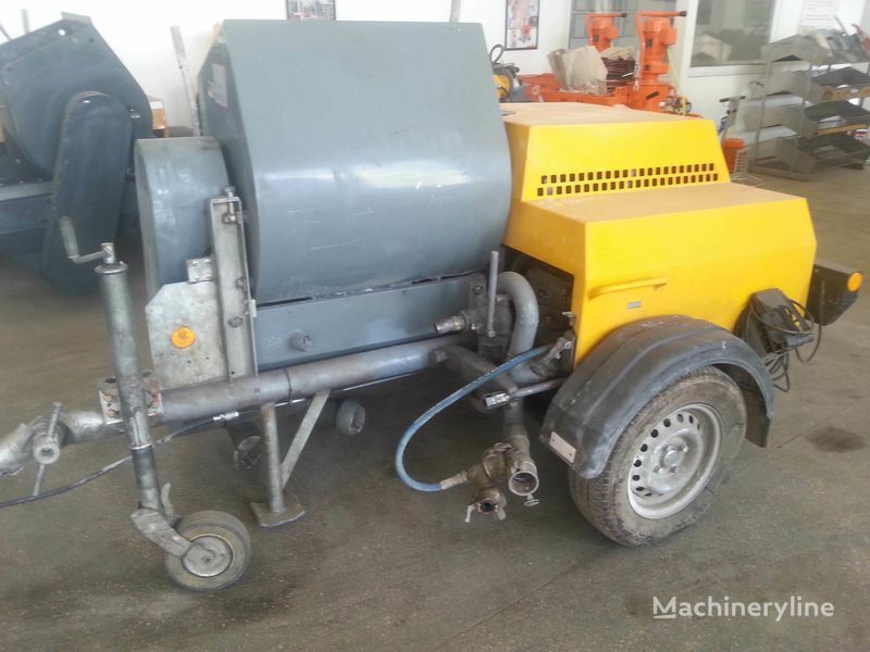 PUTZMEISTER P 13 hazır sıva makinesi