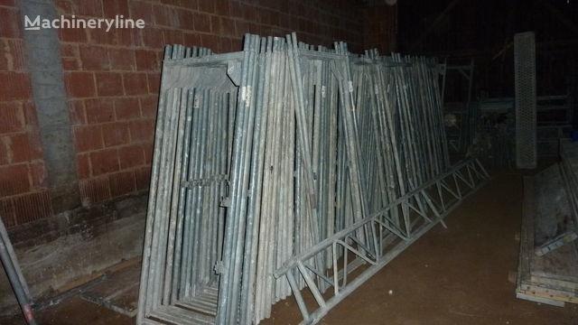 1000qm Layer Gerüst Baugerüst Mallergerüst inşaat iskelesi