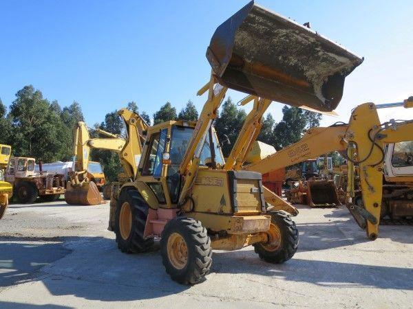 CASE 580K iş makinesi paraçalar için