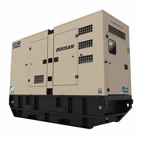 DOOSAN G150 jeneratör
