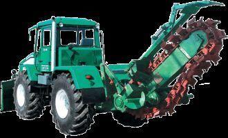 HTA-200-06 kanal kazıcı