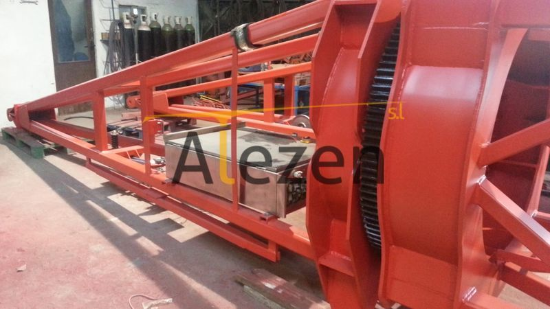 SAEZ s 46 RECONDITIONED kule vinç