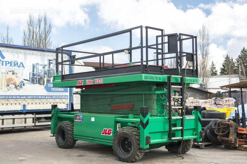 JLG 153-22 makasli platform