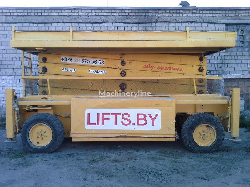 LIFTLUX SL-205-25   22.5m  4*4 makasli platform