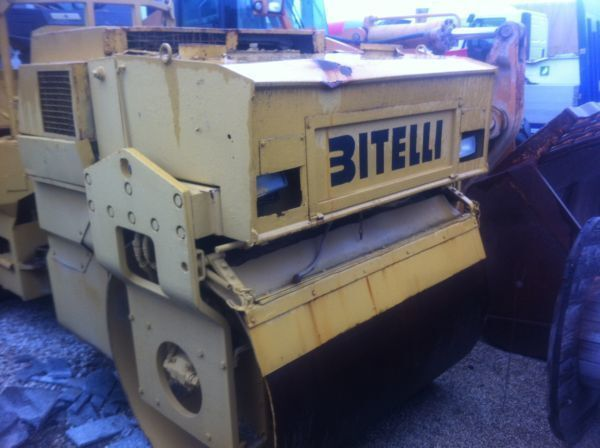 BITELLI 61 mini silindir
