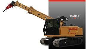 GRADALL XL 3210 4210 5210 3310 4310 5310 7320 paletli ekskavatör