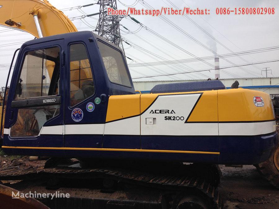 KOBELCO SK200-3 paletli ekskavatör