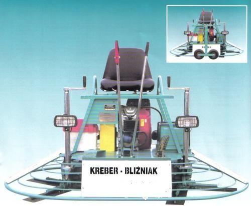 yeni KREBER K-436-2-T Blizniak perdah makinaları