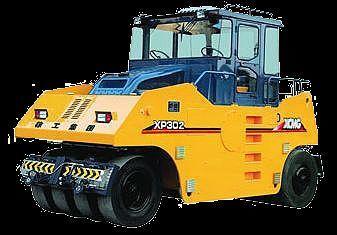 yeni XCMG XP302  pnömatik yol silindiri