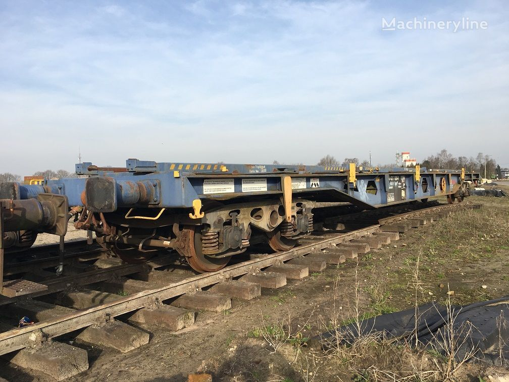 RAIMONDI Railwagons for containers ray ekskavatör
