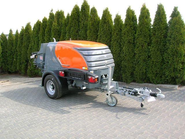 yeni PUTZMEISTER P- 718 PROMOCJA  sabit beton pompası