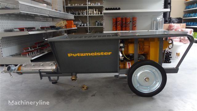 yeni PUTZMEISTER S5 EV sabit beton pompası