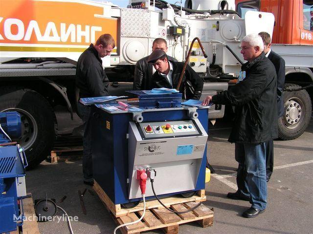 Stanok dlya izgiba i rubki armatury TR 38/45 sanayi tesisatı