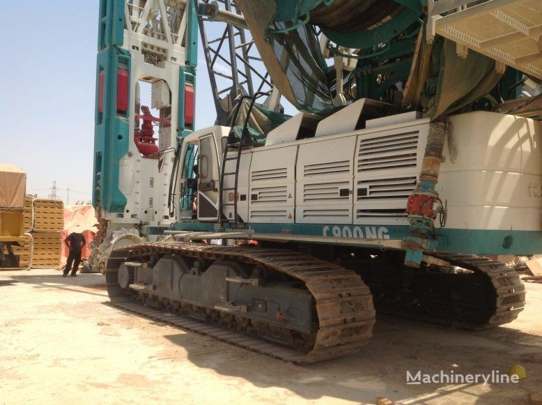 CASAGRANDE FD90 on C900 crane  EXCELLENT CONDITION!!! sondaj kulesi