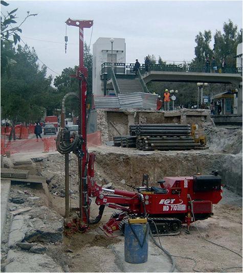 MD 700 sondaj kulesi