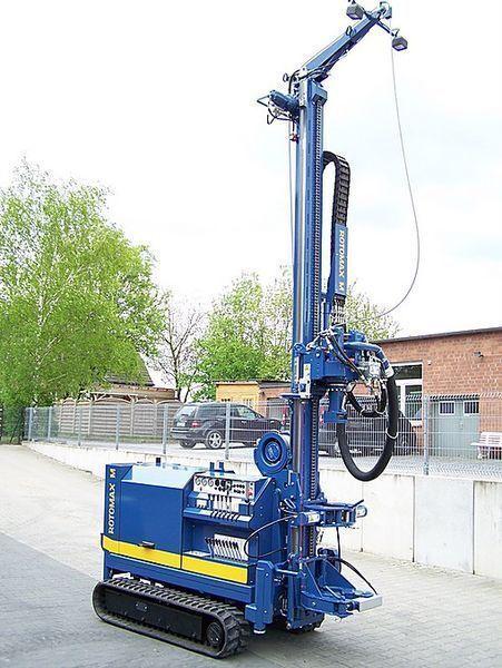 yeni ROTOMAX M  sondaj kulesi