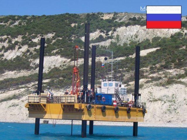 Samopodemnaya platforma MSP-30 (RCP-250) sondaj kulesi