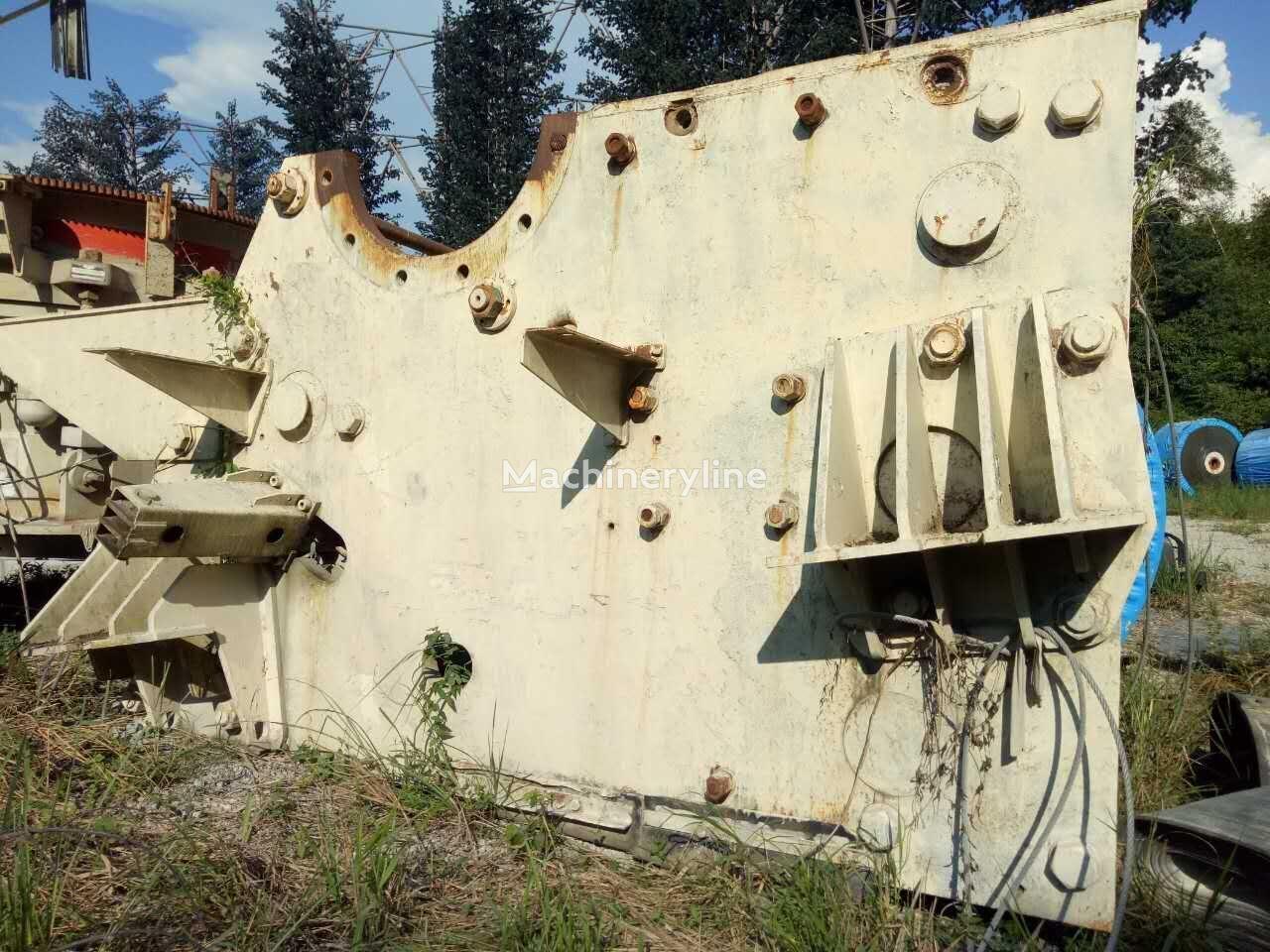 NORDBERG taş kırma makinesi