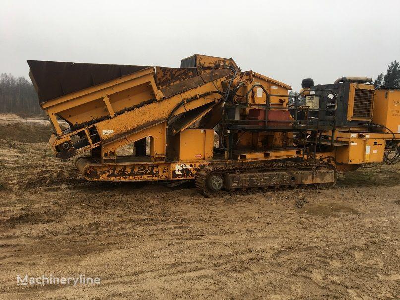 TESAB 1412T taş kırma makinesi