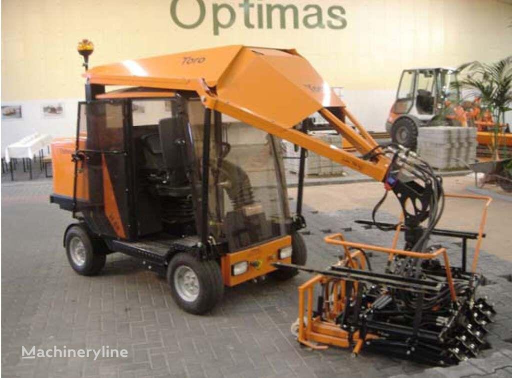 OPTIMAS H88 taşı döşeme makinesi