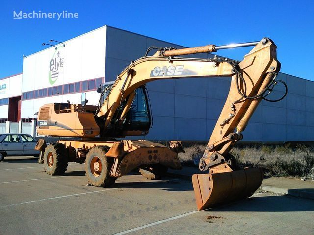 CASE WX200 tekerlekli ekskavatör