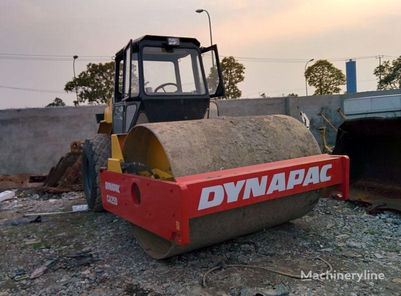 DYNAPAC CA25D toprak silindir