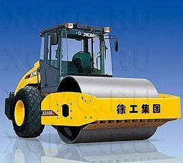 yeni XCMG XS122 toprak silindir