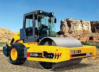 yeni XCMG XS262 toprak silindir