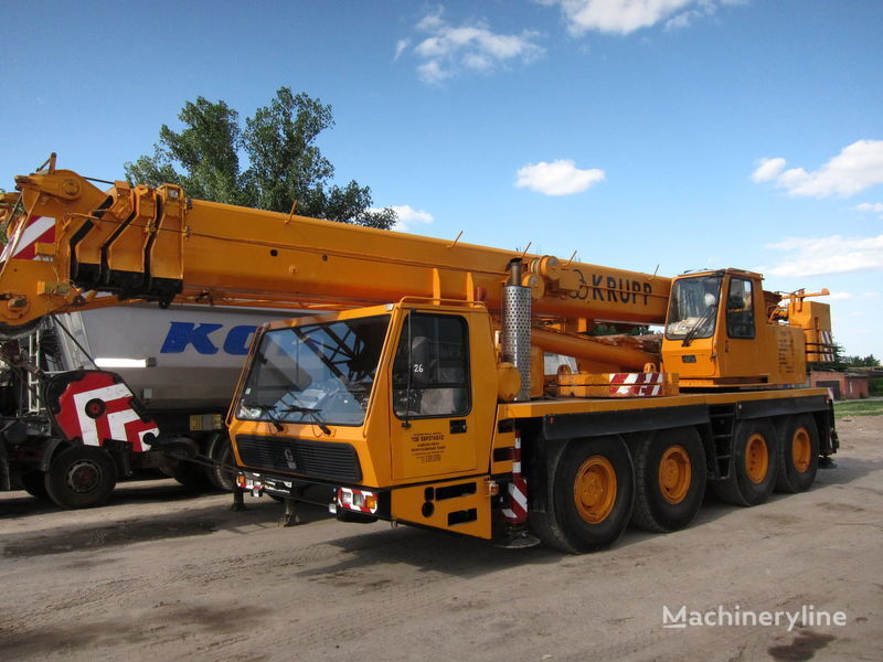 GROVE GMK 4070 vinçli kamyon