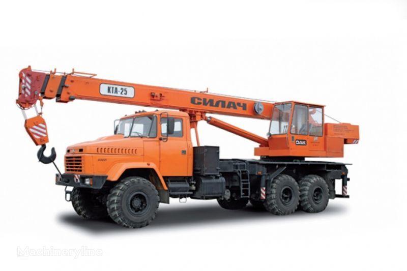 KRAZ 65053 vinçli kamyon
