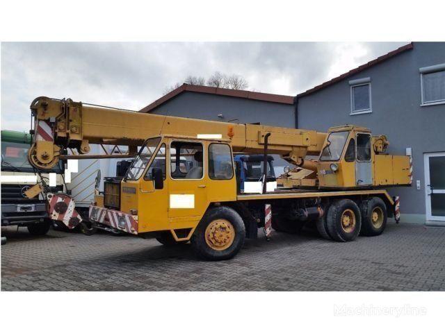 LIEBHERR LT1025-25t-Allrad 33 m 2x Seilwinde Kranwagen vinçli kamyon