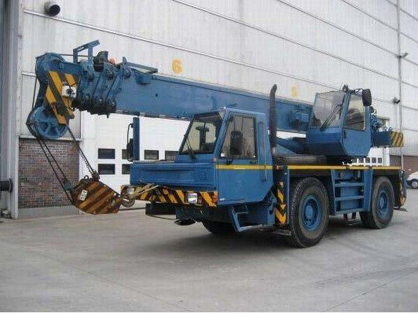 PPM ATT 400 vinçli kamyon