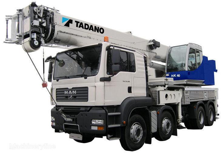 TADANO HK40 vinçli kamyon