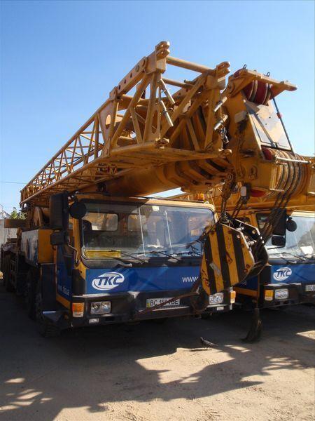 XCMG QY65K vinçli kamyon