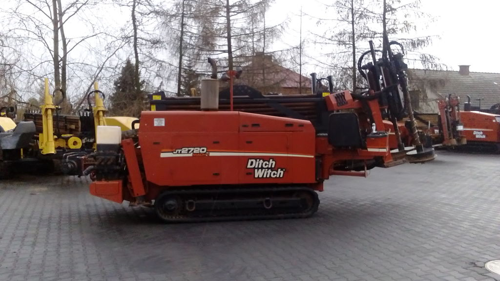 DITCH-WITCH 2720 mach1 yatay sondaj
