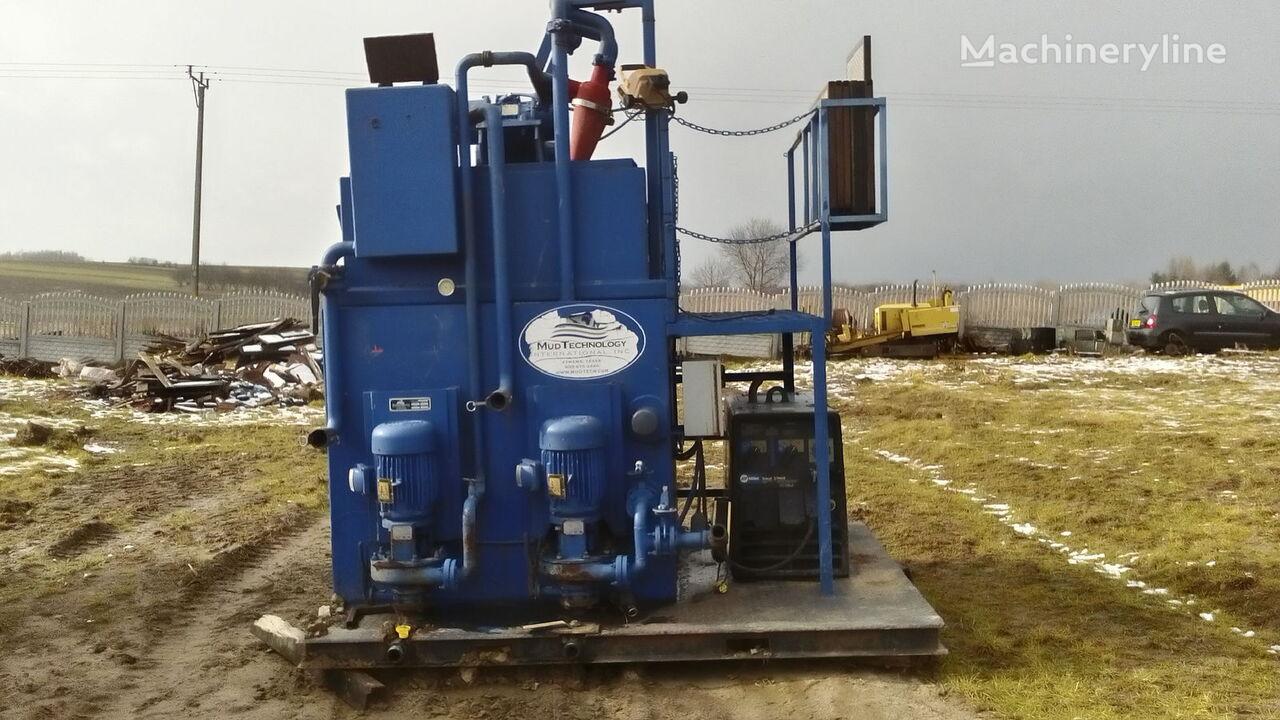 VERMEER  Mud technology MCS 80 yatay sondaj