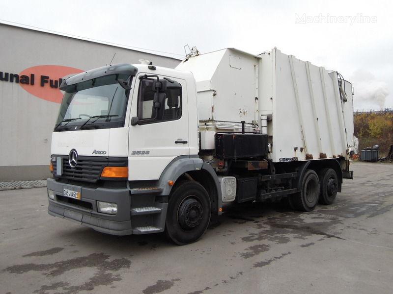 MERCEDES-BENZ Atego 2528 FOR PARTS çöp arabası