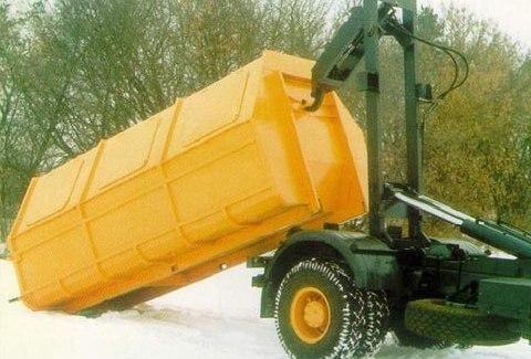 KO-452.01.00.000  çöp konteyneri